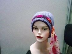 Stylish Cancer hat